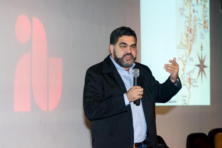 Presidente do IAB, Nivaldo Andrade, debaterá durante a SAAU'18 no Teatro Santa Roza, em João Pessoa, Nivaldo Andrade, presidente nacional do IAB. Foto: Divulgação IAB/RJ