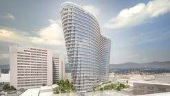 Studio Gang's Curved Mixed-Use Tower to be their First Project in Los Angeles