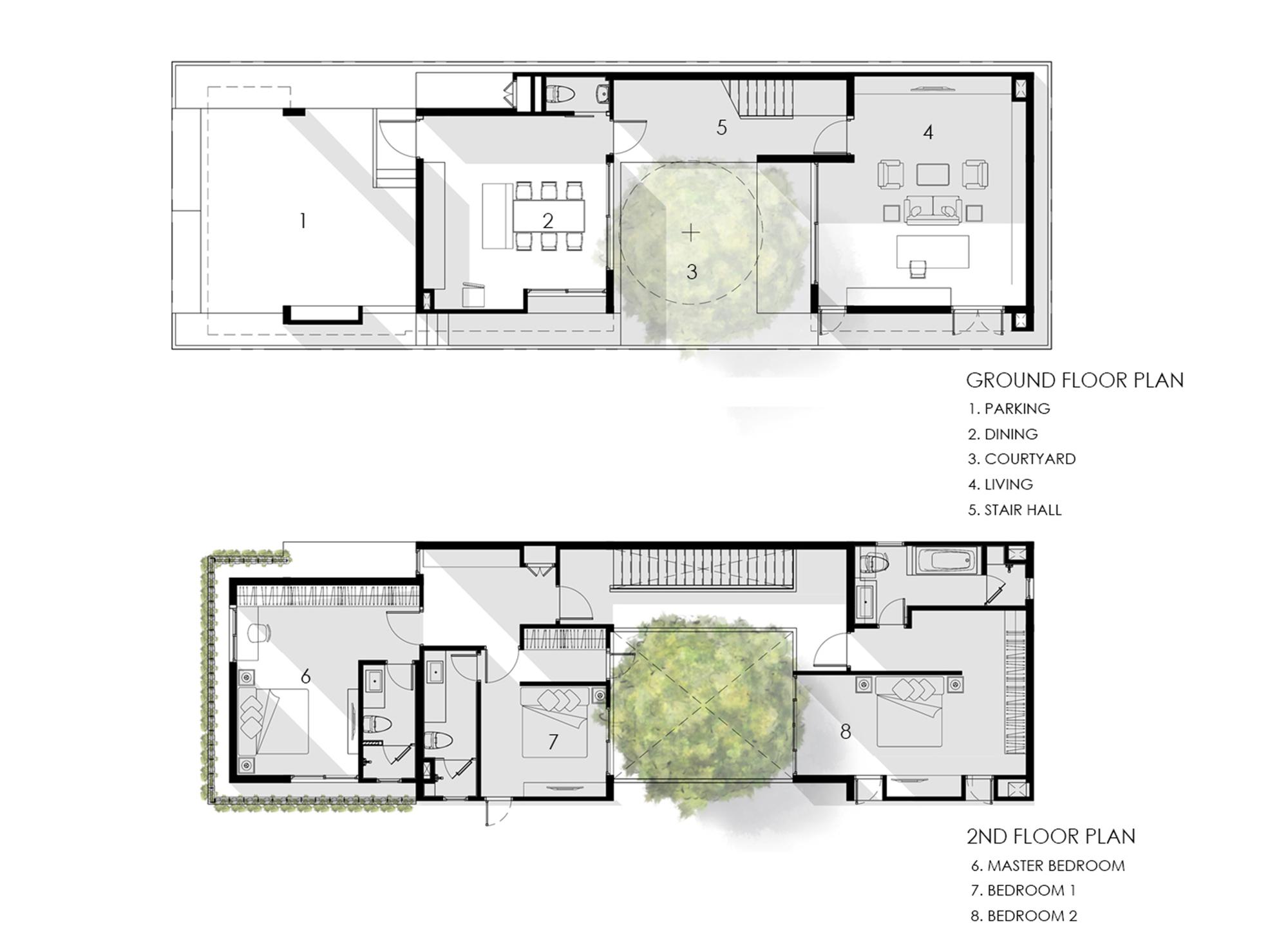 Gallery Of I House Gooseberry Design 28