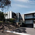 Two Angle House Megowan Architectural Archdaily