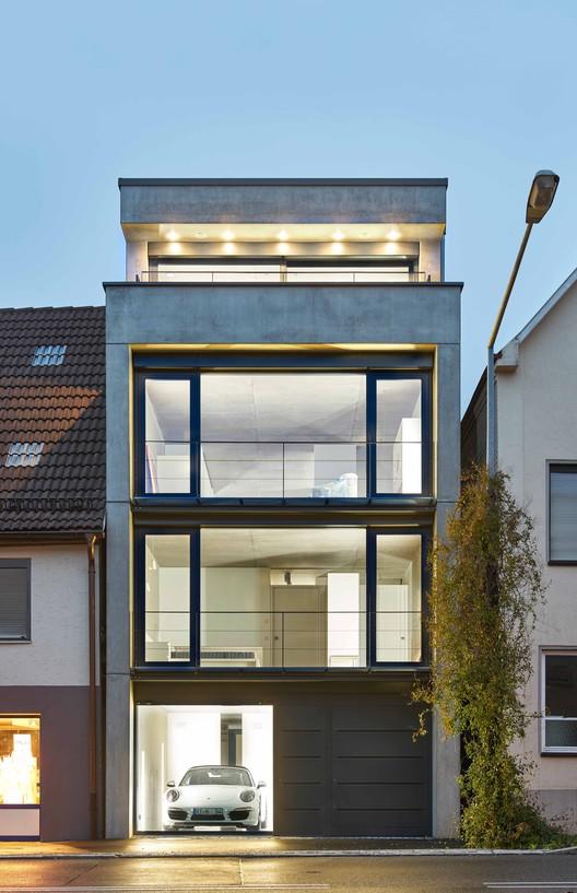 Townhouse in Pfullingen / Bamberg Architektur