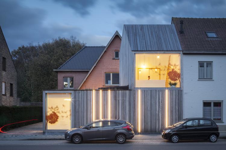 Dentista Charlotte Mestdagh / Declerck-Daels Architecten, © Tim Van de Velde