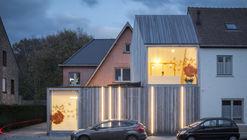 Dentista Charlotte Mestdagh / Declerck-Daels Architecten