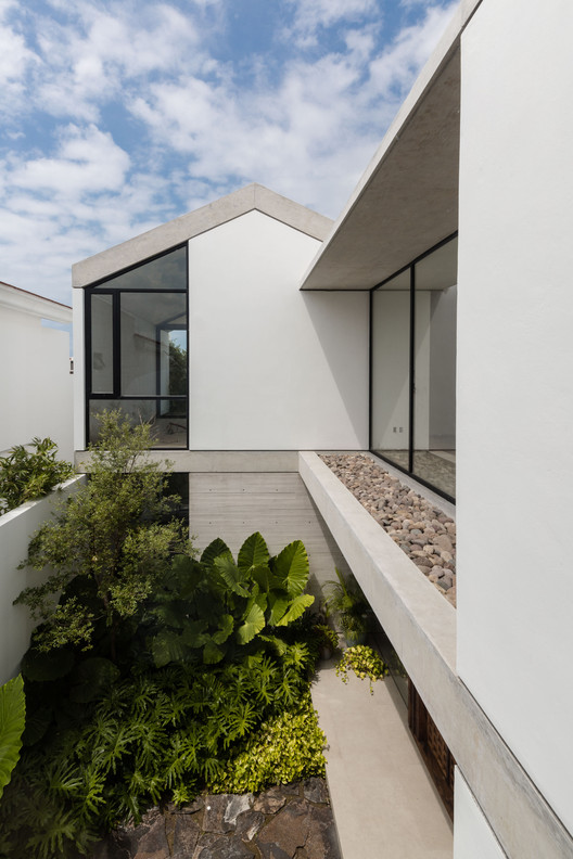 HL-1 House / [H] arquitectos, © Onnis Luque