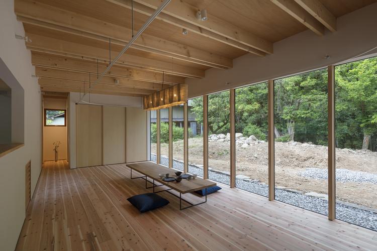 Guest House [hanare] / arbol, © Yashunori Shimomura