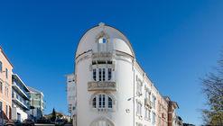Edificio Redondo / Branco-DelRio Arquitectos