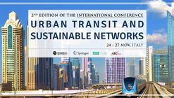The 2nd International Conference on Urban Transit & Sustainable Networks