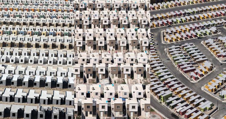 Paraísos Siniestros: vivienda de interés social en México por Jorge Taboada