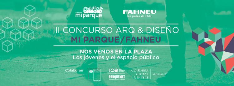 Concurso de Diseño e Innovación Fundación Mi Parque y Fahneu, Gráfica propia Mi Parque - Fahneu