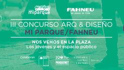 Concurso de Diseño e Innovación Fundación Mi Parque y Fahneu