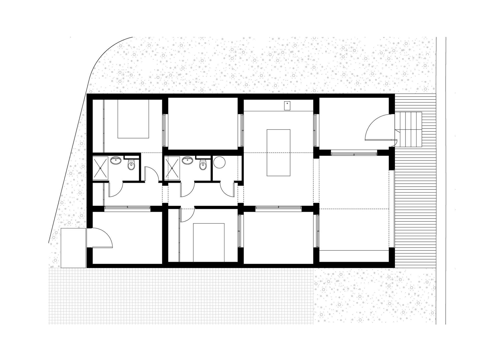 Gallery Of House Plans Under 100 Square Meters: 30 Useful