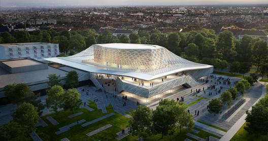 Courtesy of BART//BRATKE, Matthijs la Roi Architects