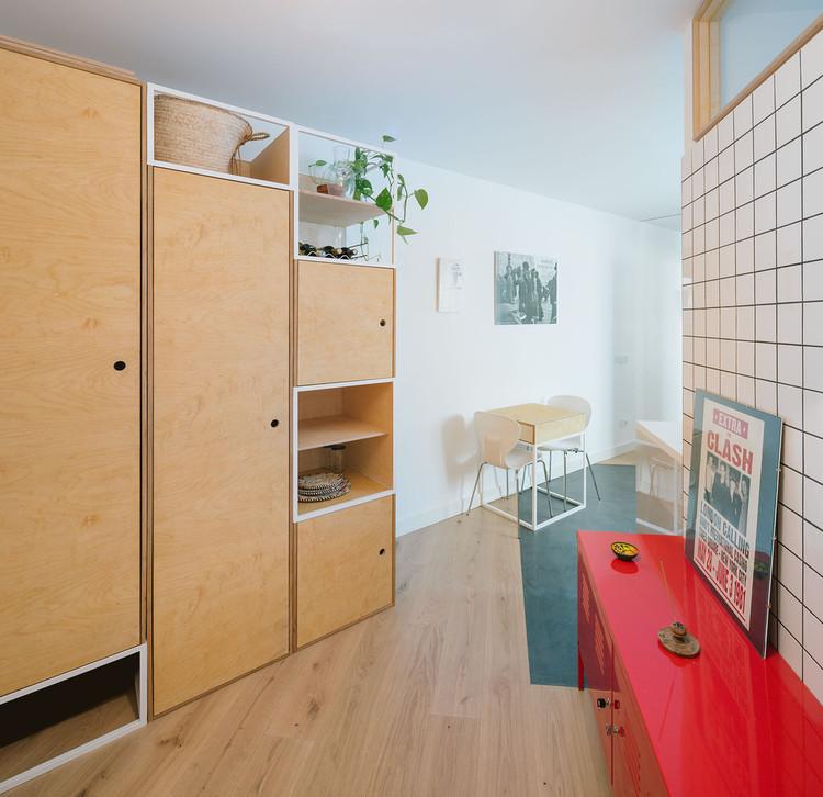 Casas de menos de 100 m2: 30 ejemplos en planta