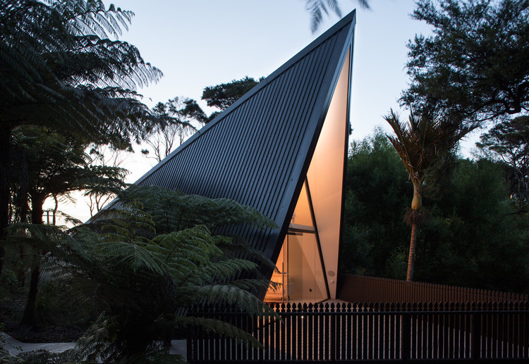 Tent House / Chris Tate Architecture. Image © Simon Devitt