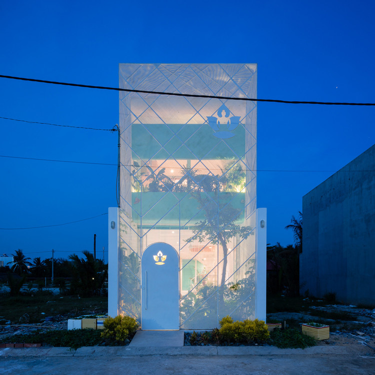 LESS House / H.a. Image © Quang Dam
