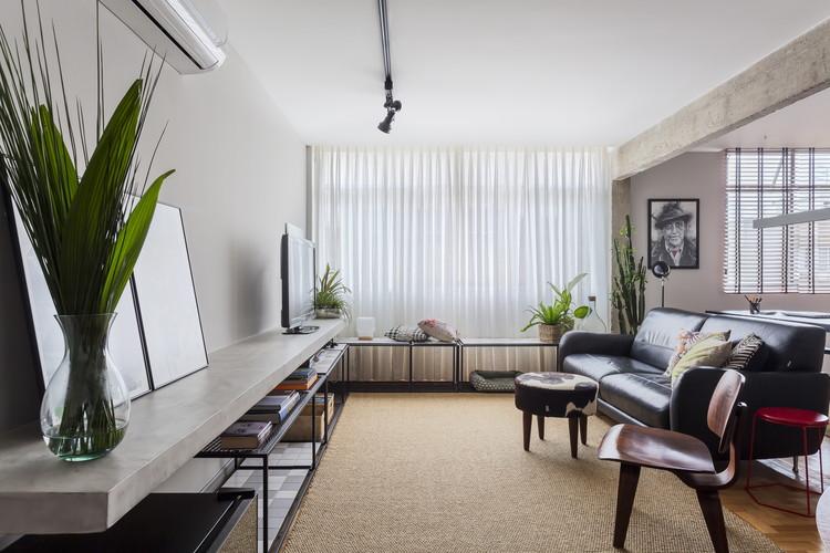 Apartamento 1303 / Cora Mader, © Alessandro Guimarães