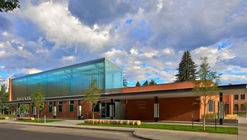 Carbondale Branch Library / Willis Pember Architects