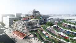 Hamonic + Masson Architects Awarded Project in Imagine Angers Competition