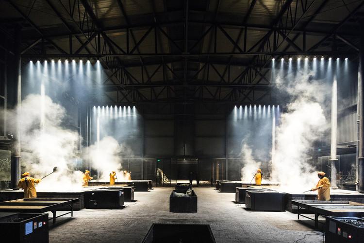 Fábrica de Azúcar Negra / DnA, © Ziling Wang