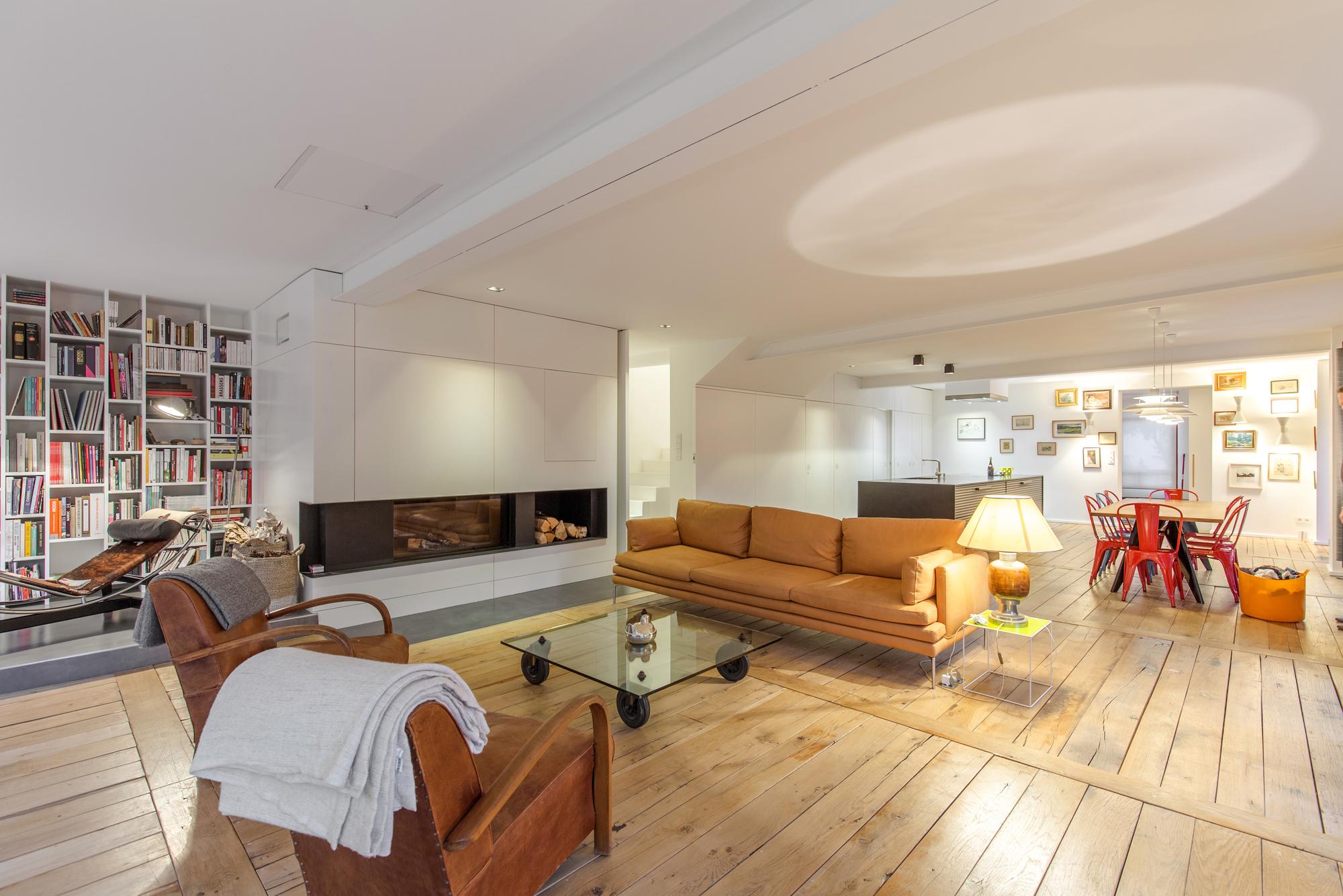 galer a de casa msr brengues le pavec architectes 20. Black Bedroom Furniture Sets. Home Design Ideas