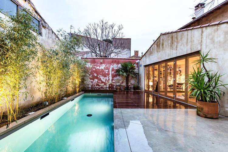 MSR House / Brengues Le Pavec architectes, © rbrengues photo