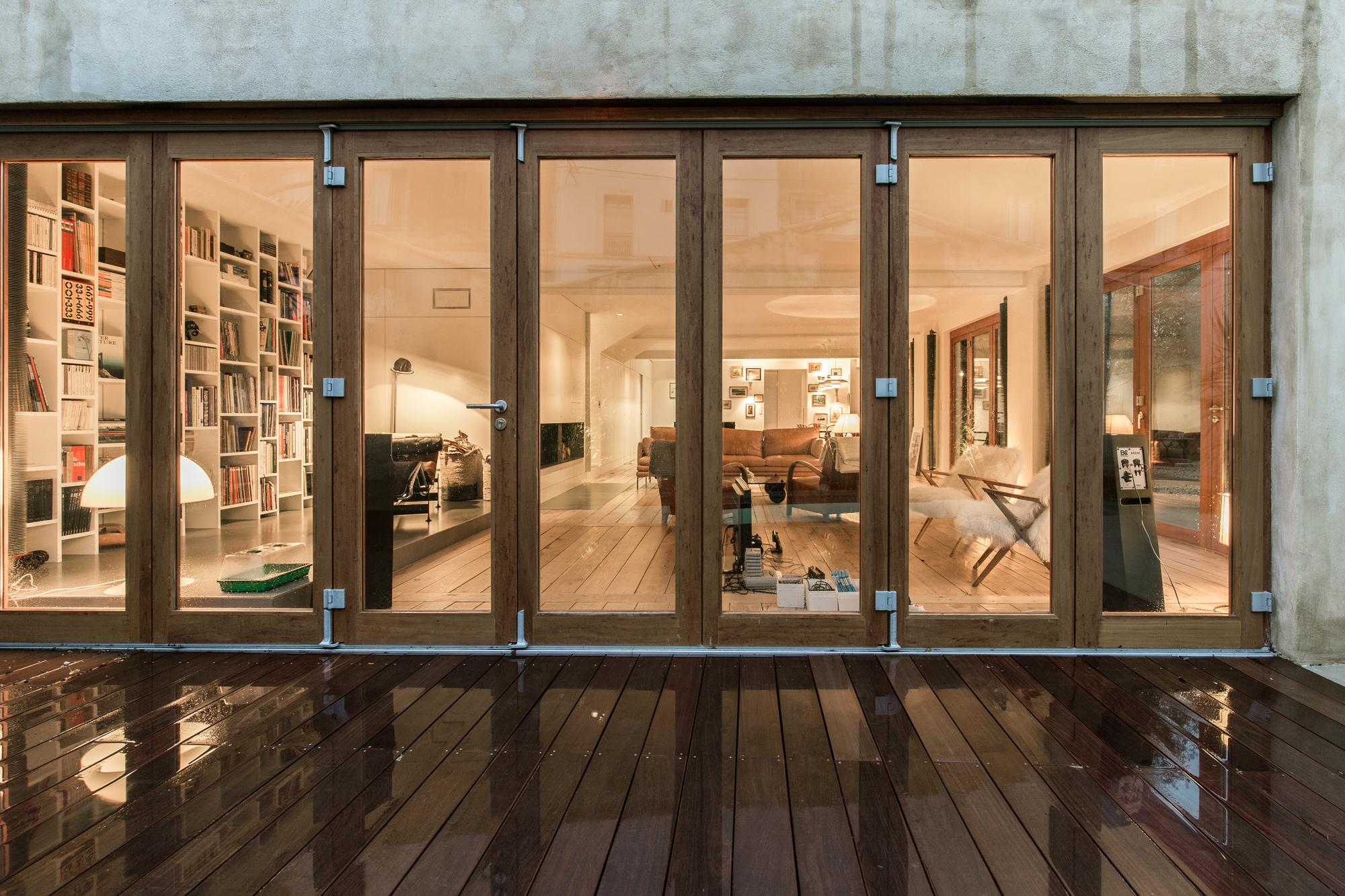 galer a de casa msr brengues le pavec architectes 4. Black Bedroom Furniture Sets. Home Design Ideas