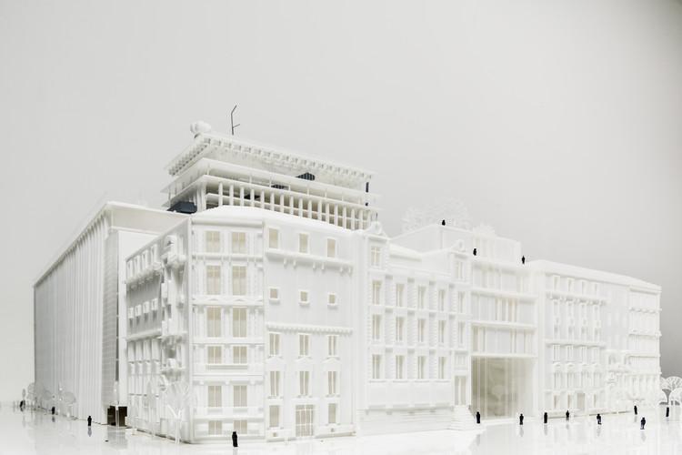 Exposição Modelos Arquitetônicos Triptyque na Galeria Soma em Curitiba, MORLAND