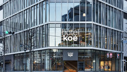 Hotel Koe Tokyo / Suppose Design Office