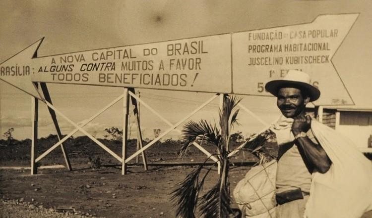 History Channel lança série sobre a saga da construção de Brasília, via Arquivo Público/Reprodução