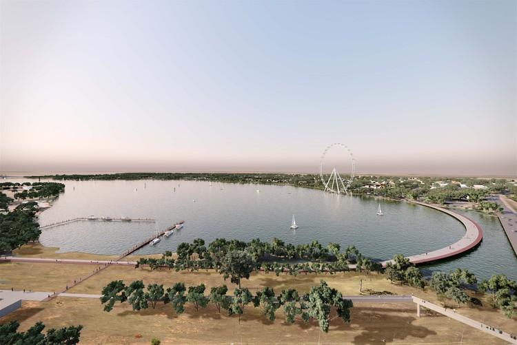 Conheça o vencedor para o Masterplan da Orla do Lago Paranoá, em Brasília, Cortesia de Concurso Masterplan Orla do Lago Paranoá