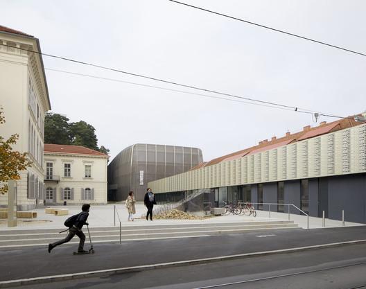 Theater im Palais / balloon architekten ZT-OG