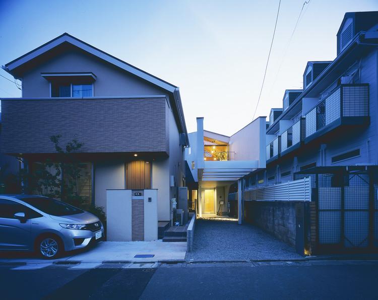 Flag & Pole  / Ryuichi Ashizawa Architects & associates, © Kaori Ichikawa