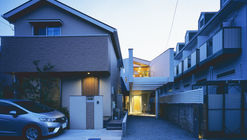 Flag & Pole  / Ryuichi Ashizawa Architects & associates