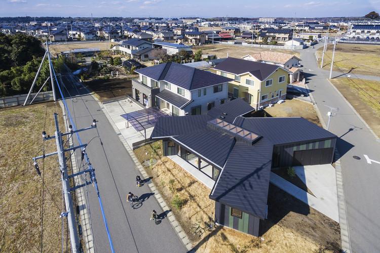 Fluid X  / Ryuichi Ashizawa Architects & associates, © Kaori Ichikawa