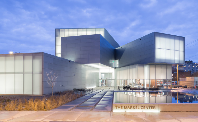 Institute for Contemporary Art at VCU / Steven Holl Architects, © Iwan Baan