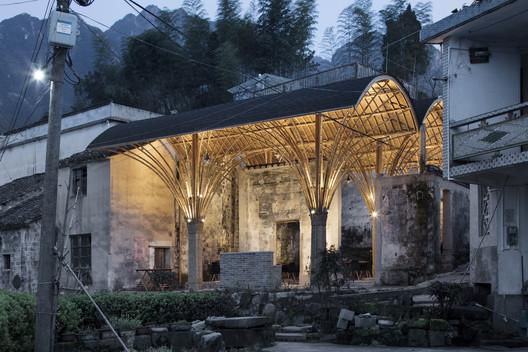 Village Lounge of Shangcun / SUP Atelier