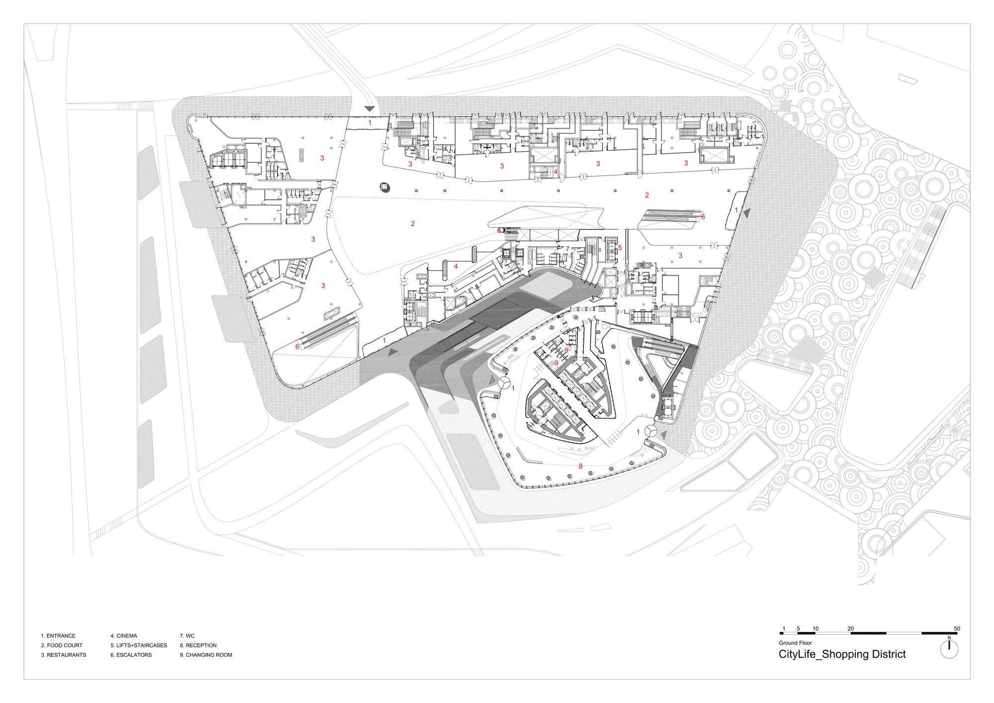 Gallery Of Generali Tower Zaha Hadid Architects 20