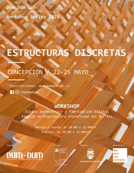 Workshop 'Estructuras Discretas' Dum Dum Lab en Concepción, dum dum lab