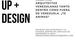 Dream Up + Design: historias de arquitectas venezolanas