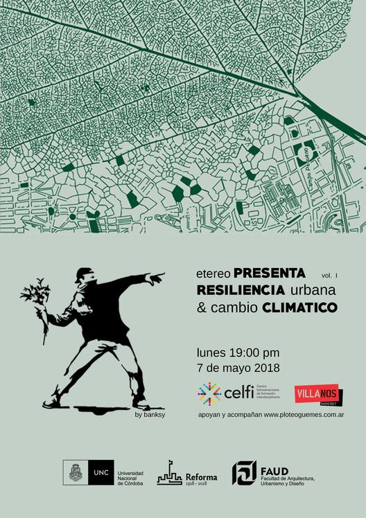 Resiliencia urbana y cambio climático global en ciudades latinoamericanas, Header image: © Tequilajazz + Banksy + Arq. Villafañe Manuel