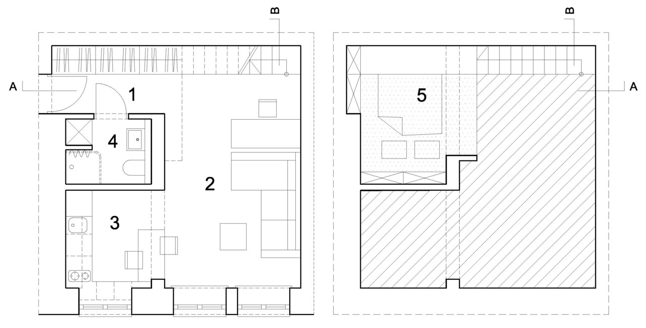 Gallery of House Plans Under 50 Square Meters: 26 More Helpful ...