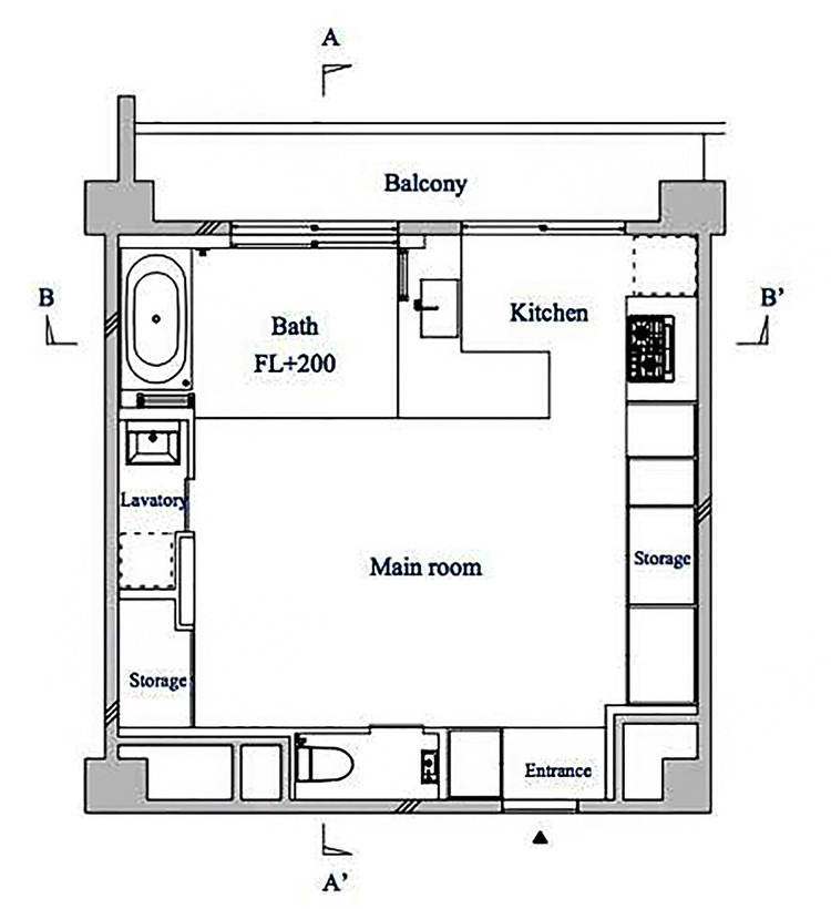 House Plans Under 50 Square Meters 26 More Helpful Examples