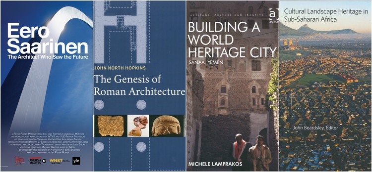 Society of Architectural Historians Announces 2018 Publication Award Recipients, Courtesy of Society of Architectural Historians