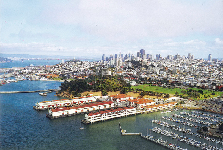 AIA Announces Top 10 Sustainable Designs of 2018, Courtesy of Fort Mason Center