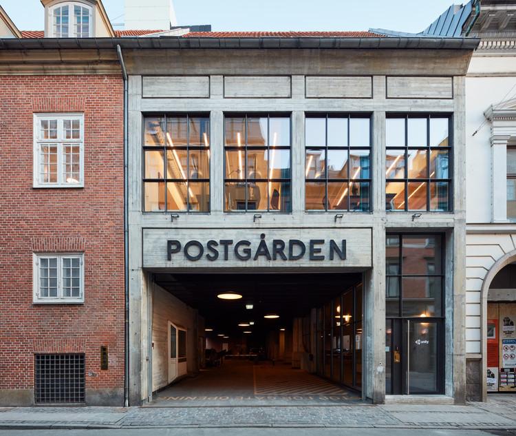 Postgarden / Arstiderne Arkitekter, © Mads Frederik