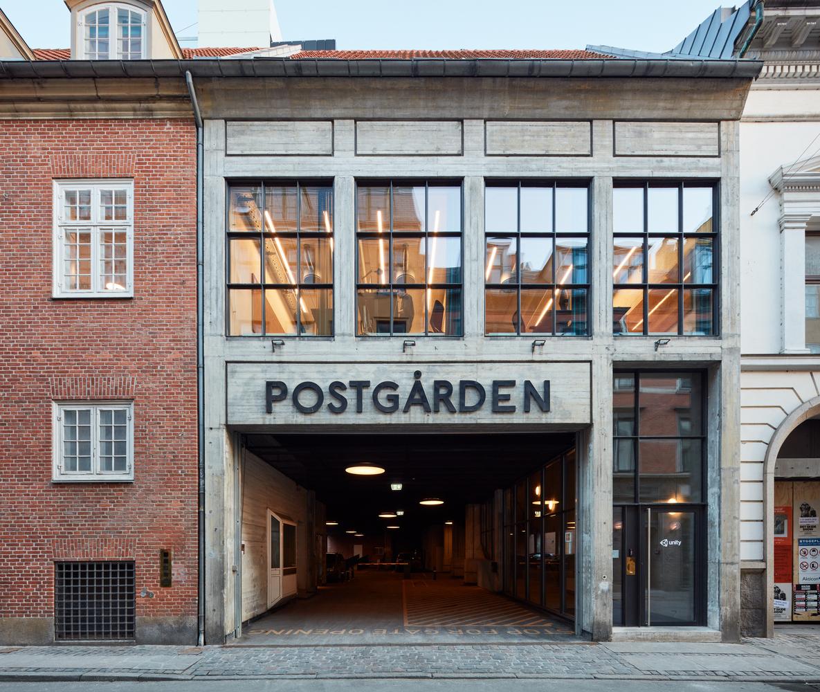 Postgarden / Arstiderne Arkitekter