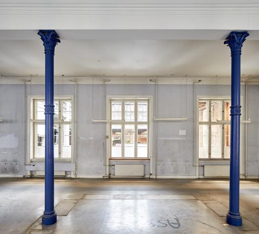 columns before