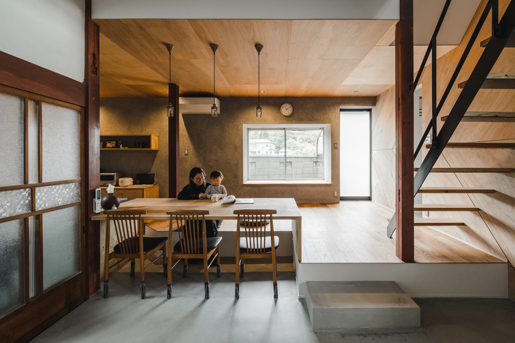 Renovación Casa Shimotoyama / ALTS Design Office, © Kenta Kawamura