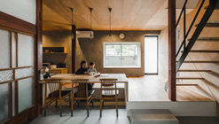 Shimotoyama House Renovation / ALTS Design Office