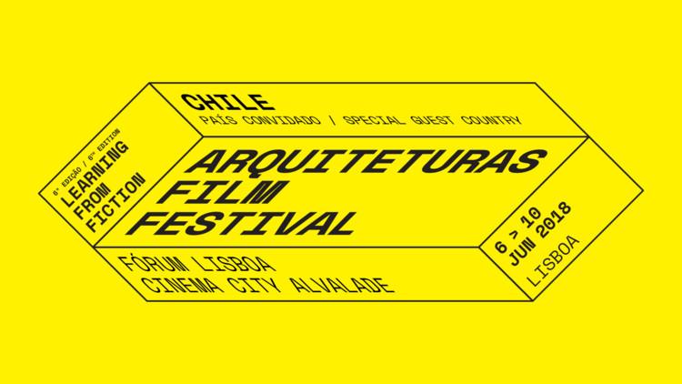 Chile es país invitado en la VI edición del Arquiteturas Film Festival en Lisboa